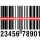 Scanning EAN Barcode Isolated - VideoHive Item for Sale