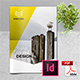 Creative Brochure Template Vol. 17 - GraphicRiver Item for Sale