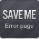 Save me - 404 Error Page Nulled