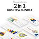Business Bundle Google Slide Template Nulled