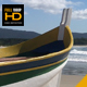 Lonely Boat at Brazil Florianopolis South America - VideoHive Item for Sale
