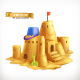 Sand Play, Sandcastle Nulled