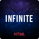 Infinite - Digital Marketing HTML5 Template Nulled