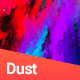 Colorful Dust Backgrounds Nulled