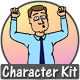 Carl - 2D Character Animation Kit - VideoHive Item for Sale