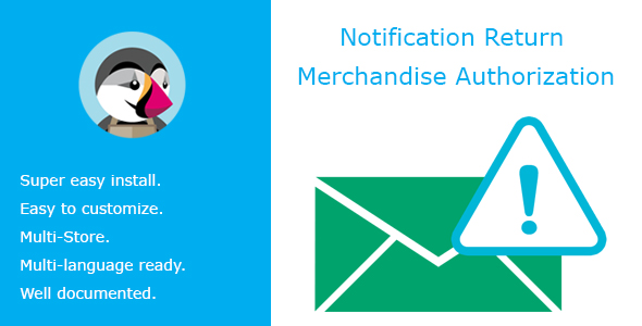 Notification Return Merchandise Authorization - CodeCanyon Item for Sale