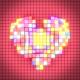 VJ Pixel Heart - VideoHive Item for Sale