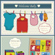 Welcome Baby - GraphicRiver Item for Sale