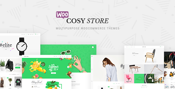 Cosi - Multipurpose WooCommerce WordPress Theme - WooCommerce eCommerce