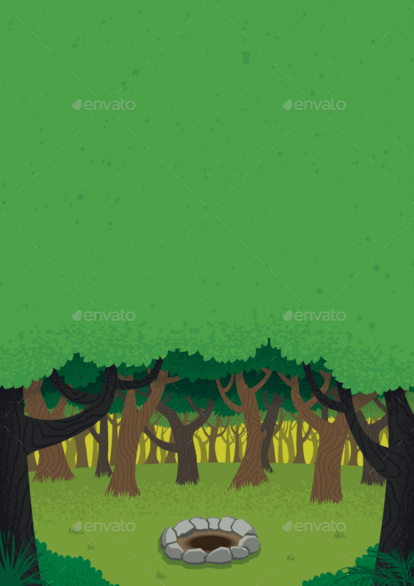 Forest Day Poster - Landscapes Nature