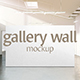 Gallery Wall Mockup - GraphicRiver Item for Sale