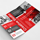 Swiss Style Trifold Brochure - GraphicRiver Item for Sale