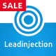 Leadinjection - Landing Page Theme Nulled