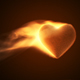 Fiery Heart - VideoHive Item for Sale