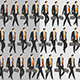 A Very Large Group Of Businessmen - VideoHive Item for Sale