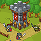 Tower Defense Game Set Knight - GraphicRiver Item for Sale