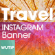 40 Instagram Post Banner-Travel