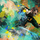 Watercolor Artist Photoshop Action - GraphicRiver Item for Sale