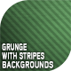 10 Grunge with Stripes Backgrounds - GraphicRiver Item for Sale