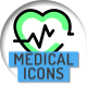 Medical Icons - VideoHive Item for Sale
