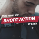 Short Action Opener - VideoHive Item for Sale