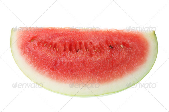 Slice of Watermelon - Stock Photo - Images