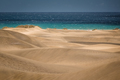 Stunning sand dunes of Maspalomas