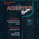 Acoustic Space Flyer Template - GraphicRiver Item for Sale