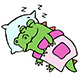 Sleeping Dinosaur - GraphicRiver Item for Sale