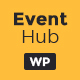 Event Hub- Event, Conference WordPress Theme Nulled