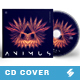 Animus - CD Cover Artwork Template - GraphicRiver Item for Sale
