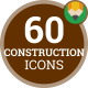 Construction Industry Builder - Flat Animated Icons and Elements - VideoHive Item for Sale