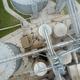 Bird's eye view of granaries and elevators - PhotoDune Item for Sale