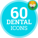 Dental Icons - VideoHive Item for Sale