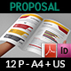 Construction Company Proposal Template Vol.4 - GraphicRiver Item for Sale