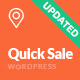 Quick Sale | Single Property Real Estate WordPress Theme - ThemeForest Item for Sale