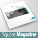 Square Magazine/catalog Mock-up - GraphicRiver Item for Sale