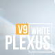White Clean Plexus Background Pack V9 - VideoHive Item for Sale
