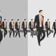 A Group Of People Of Businessmen - VideoHive Item for Sale