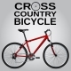 Cross-Country Bike - GraphicRiver Item for Sale