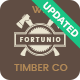 Fortunio - Timber / Forestry / Wood Manufacture Theme - ThemeForest Item for Sale