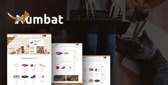 Numbat - Pet Shop WooCommerce WordPress Theme - WooCommerce eCommerce