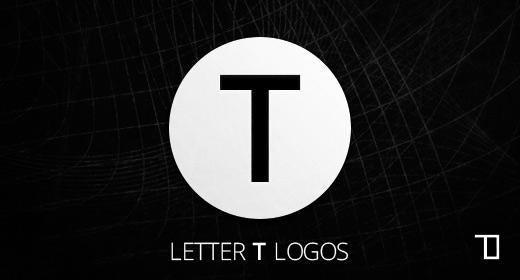 Letter T logos