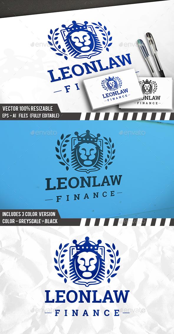 Lion King Crest Logo - Crests Logo Templates