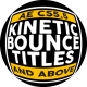 Kinetic Bounce Titles Pack - VideoHive Item for Sale