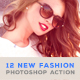 12 New Fashion Action - GraphicRiver Item for Sale
