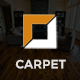 CARPET - Flooring, Paving & Tiling PSD Template Nulled