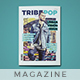 Tribepop Magazine Template - GraphicRiver Item for Sale