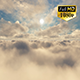 Flight Through Clouds 14 - VideoHive Item for Sale