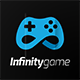 Infinitygame Logo - GraphicRiver Item for Sale